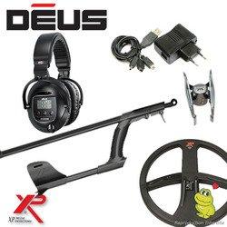 Metal Detectors Xp-Detector De metales Deus Light2