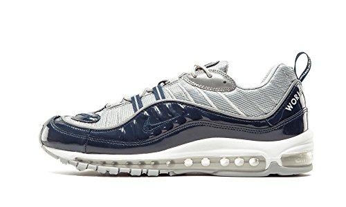 Nike 844694-400, Chaussures de Sport Homme Bleu