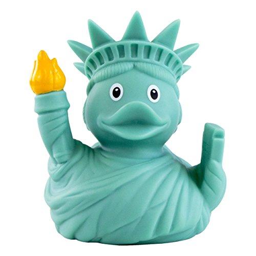 My Toothie Duck Liberty-Ente Zahnbürstenhalter, Zahn Bürsten Halter, Kinder Bad Accessoire, 1020