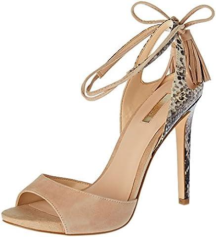 Chaussures Femme Guess - Guess Amee, escarpins femme - Beige (Light