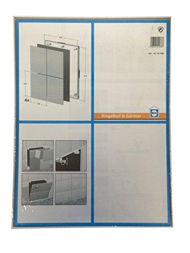 Fliesenrahmen 309 x 409