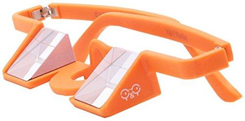 Y&Y Gafas de aseguramiento Plasfun Naranja