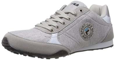Fila Men Unique Grey Sneakers 9 UK-9 UK/India (43 EU)