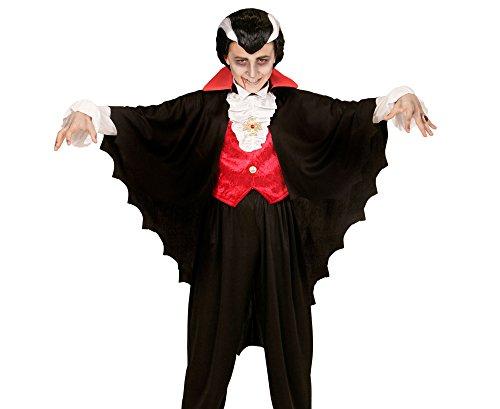 Widmann 00349 Kinderkostüm Vampir, (Für Kostüme Gruseligsten Kinder)