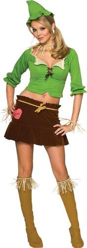 Scarecrow Frau Kostüm Zauberer von Oz (Scarecrow Kostüme)