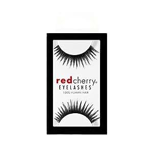 RED CHERRY 100% HUMAN HAIR EYELASHES #47