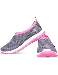 Sparx Women's Shoes SX0122 Grey Pink