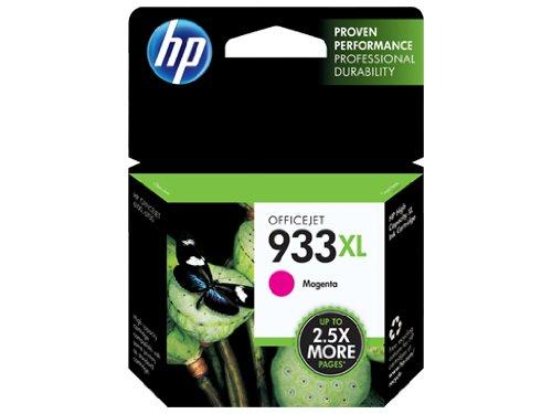 HP 933X L Magenta Druckerpatrone-Tintenpatrone (magenta, Officejet 6100ePrinter-H611a Officejet 6600e-All-in-One Printer-H711a/H711G Officejet 6700.)
