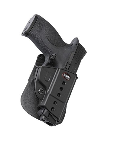 Fobus verdeckte Trage Retention Paddle Rotations roto Halfter für Smith & Wesson M&P 9mm.40cal & .22cal (Full Size only for The .22cal), SD9, SD40 (Ve Wesson-sd40 Holster And Smith)