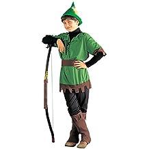 Widman - Disfraz de Robin Hood infantil, talla 5 - 7 años (38366)