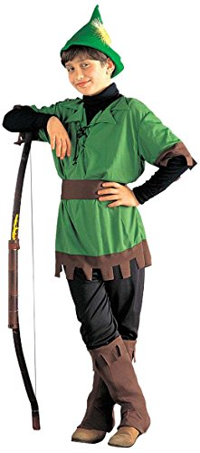 Robin Hood - Childrens Fancy Dress Costume - Small - 128cm (Robin Hood Kid Kostüme)