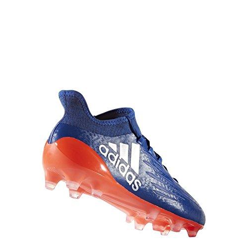 adidas X 16.1 Fg, Chaussures de Foot Homme Azul - CROYAL/SILVMT/SOLRED