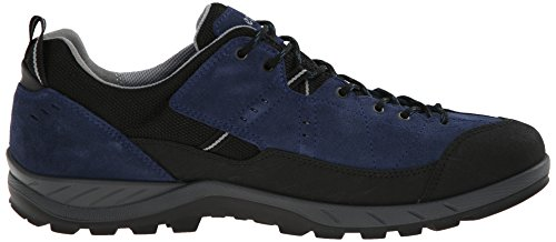 ECCO Yura Men's, Scarpe Sportive Outdoor Uomo Blu (Black/True Navy)