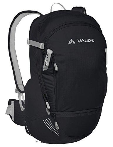 VAUDE Splash 20+5, Rucksack für Radsport, Black/Dove, Einheitsgröße