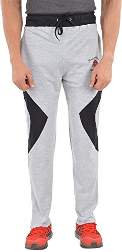 Free & Brave Men's Track Pant (9011gb, Light Grey, L)