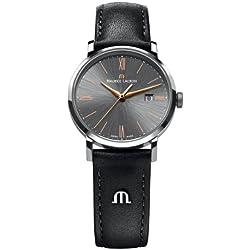 Maurice Lacroix Ladies'Watch XS Analogue Quartz Eliros Leather EL1084-SS 001-811