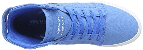 Supra Skytop D, Sneakers Hautes mixte adulte Bleu (ROYAL - WHITE ROY)
