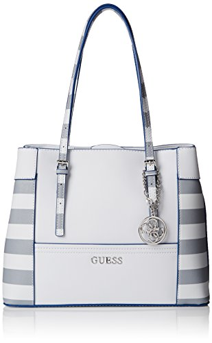 Sac à main épaule Guess reference HWSS4535360 couleur WML - White multi