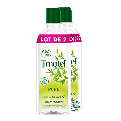 TimoteiPure -Champú purificador