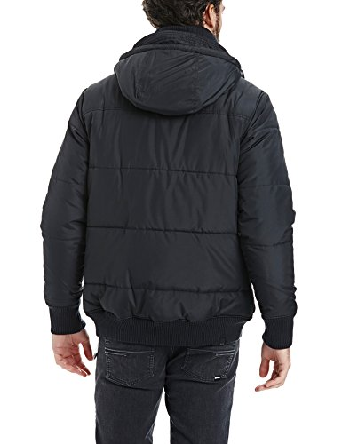 Bench Herren Jacke Armature Schwarz (Black BK014)