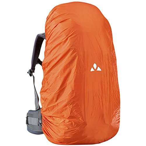 VAUDE Raincover for backpacks 55-80 l - Cubre-mochilas color orange, talla one size
