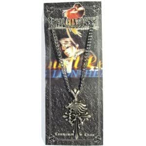 Final Fantasy VIII Squall Sleeping Lionheart Collier