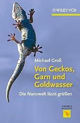 Von Geckos, Garn und Goldwasser: Die Nanowelt lässt grüßen (Erlebnis Wissenschaft) (German Edition)
