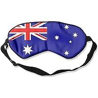 Schlaf Augen Masken Australien Flaggen Muster Schlafmaske für Reisen, Night Noon Nap, Vermittlung oder Yoga preisvergleich bei billige-tabletten.eu