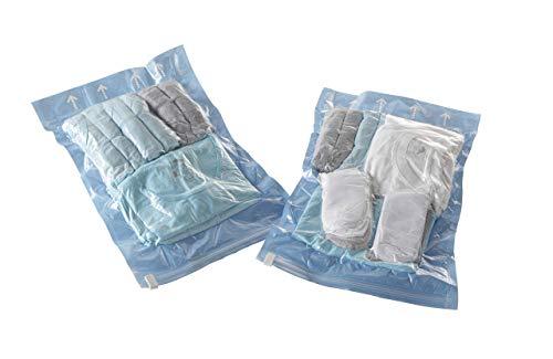 Compactor JET Sacco Salvaspazio Roll Bags S, Plastica, Trasparente, 0.3x35x50 cm
