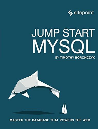 Jump Start MySQL by Timothy Boronczyk (23-Apr-2015) Paperback par Timothy Boronczyk