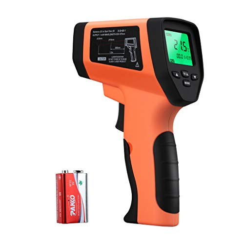 WELQUIC Termometro Laser Termómetro Infrarrojo