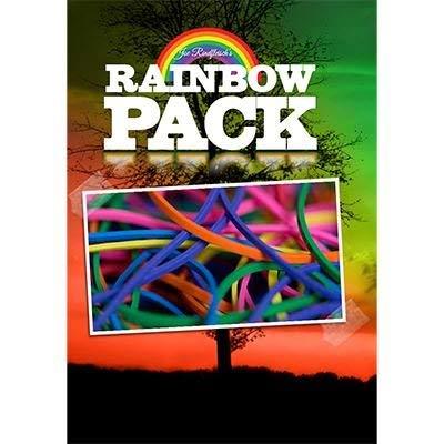 SOLOMAGIA Joe Rindfleisch's Rainbow Rubber Bands (Rainbow Pack) by Joe Rindfleisch - Accessories -...