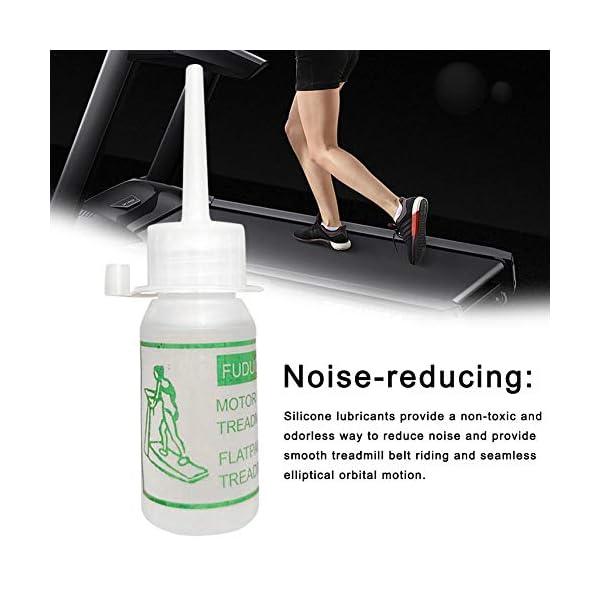 colinsa Lubrificante 100 100 in Silicone per Tapis roulant per Tapis roulant Resistente all'Usura, Olio lubrificante per… 4 spesavip