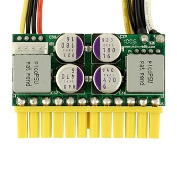 Mini-Box picoPSU-160-XT - Alimentatore Mini-ITX 24 pin a elevata potenza