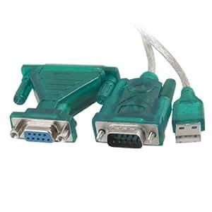 dealmux usb rs232 seriell 9 pin adapter kabel mit elektronik. Black Bedroom Furniture Sets. Home Design Ideas