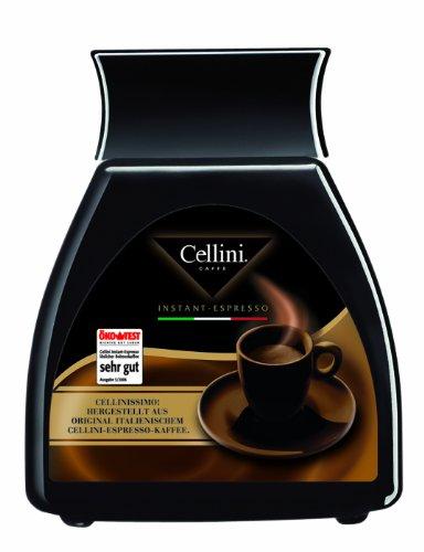 Cellini Instant-Espresso 100 g Glas, 4er Pack (4 x 100 g)