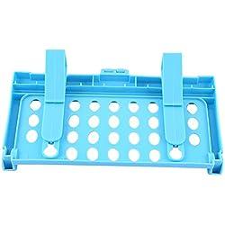 Support de Sac Poubelle en plastique, Sac à Ordures Pliable Rack Hanging Poubelle Support de Stockage de Déchets Poubelle Gadgets de Cuisine