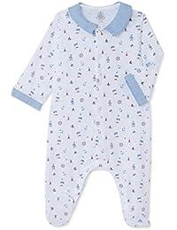 Petit Bateau 21977, Conjuntos de Pijama para Bebés