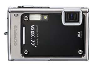 Olympus µ-1030 SW Appareil photo compact numérique 10,7 Mpix Etanche 10m Noir