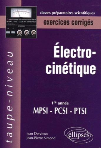 electrocintique-1e-anne-mpsi-pcsi-ptsi-exercices-corrigs
