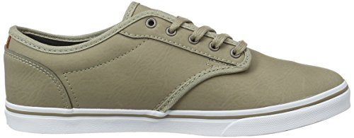Vans Atwood Low Dx, Sneakers Basses Femme Beige (Leather)