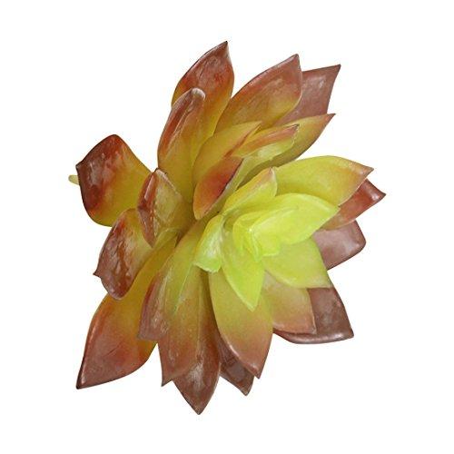 Succulenten Pflanze Kunstpflanze Garten Miniatur Fake DIY Home floral Büro Garten Decor 1