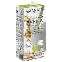 Bebida de Avena con Calcio 6 unidades de 1 L de Amandin