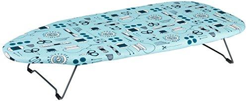Beldray la023735costura impresión tablero de la mesa de planchar 73 x 31cm, multicolor