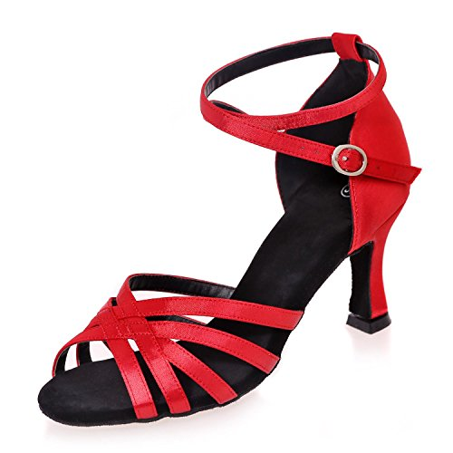 Più I Sandali Di Colore E Le Scarpe Da Ballo Possono Essere Formato Personalizzato / Multicolore / Grande Red