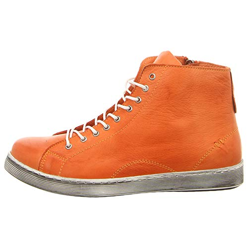 Andrea Conti Damen Stiefeletten 0341500044 orange 641842