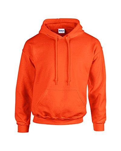 GILDANDamen Kapuzenpullover Orange - Orange