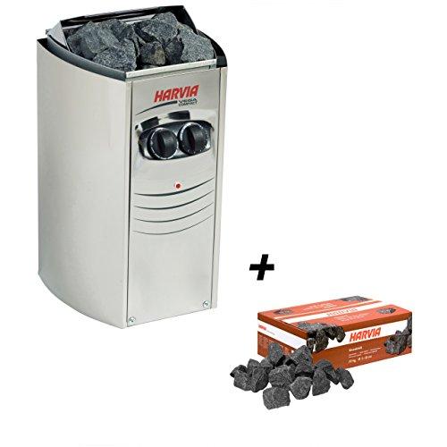 Harvia Saunaofen Vega Compact 2,3kW Elektroofen BC23 Saunaheizung Saunaheizgerät