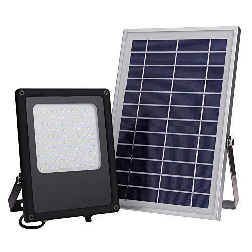 """""""Solar Power 50W 120LED Sensor de luz Flood Spot Lámpara impermeable al aire libre Garden Yard Light        Presupuesto:      Cuenta de lámpara: resaltar 120 LED SMD   Batería: 3.7V / 6000mAh   Color claro: luz blanca   Tipo de fuente de luz: LED ..."""