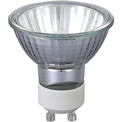 10 X Trilion GU10 50W Halogen Bulbs 50MM Dimmable Spotlight 240v lamps (Last remaining stock)